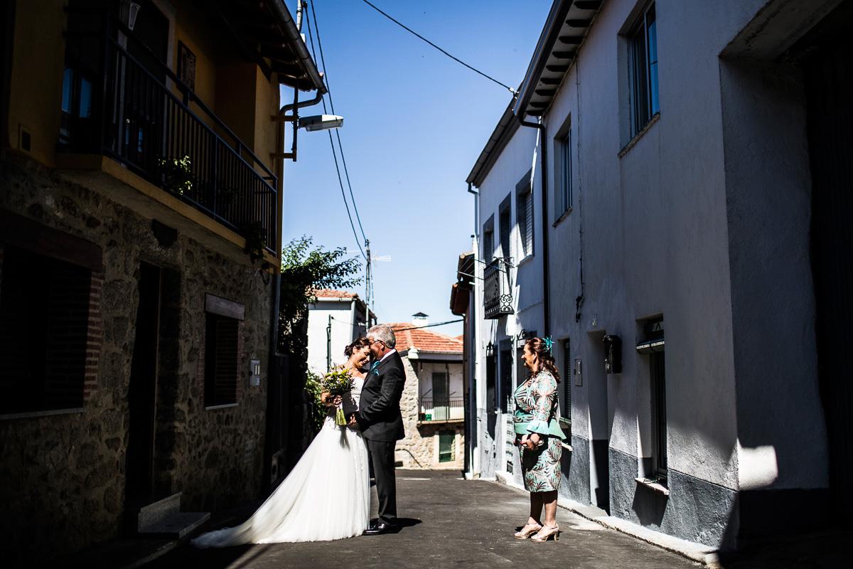 Reportaje boda Sierra Quilama