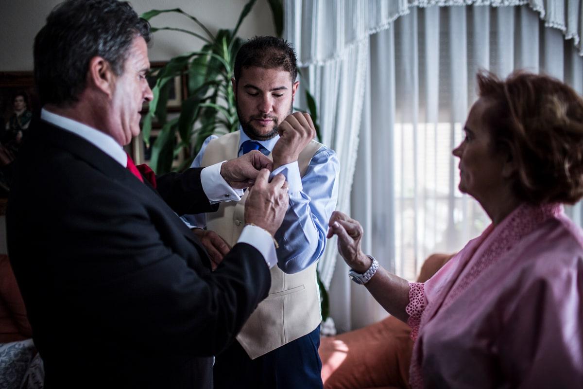 Fotografo de boda.Reportaje de boda en Fuentesauco. Cristina y Alberto 05