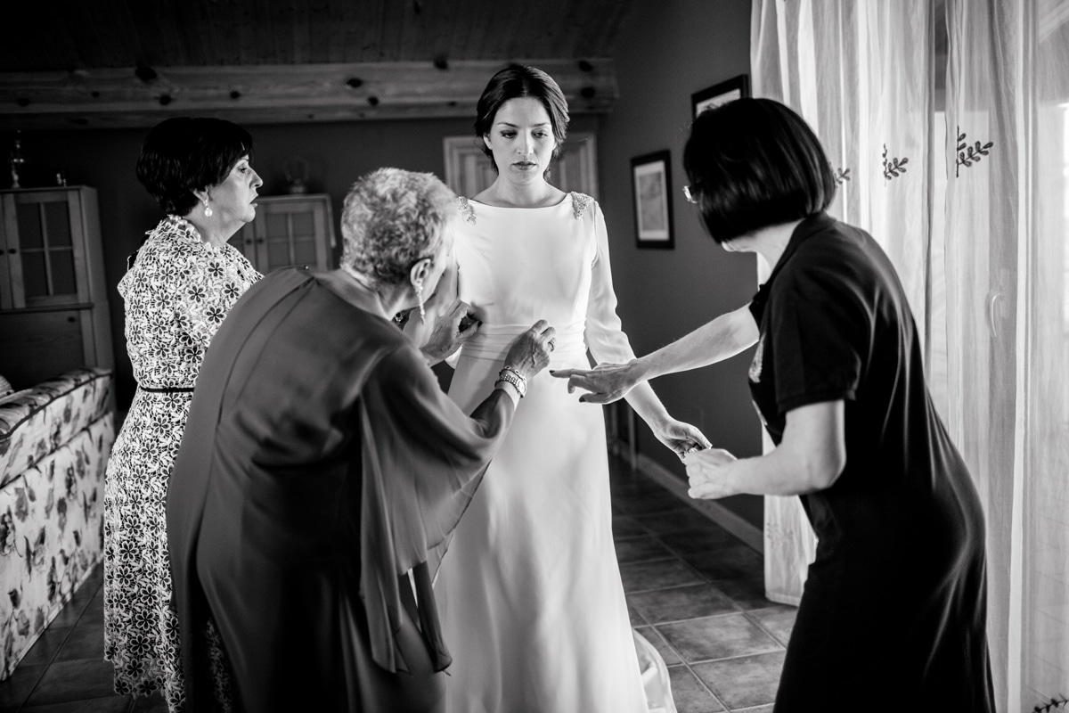 Fotografo de boda.Reportaje de boda en Fuentesauco. Cristina y Alberto 06