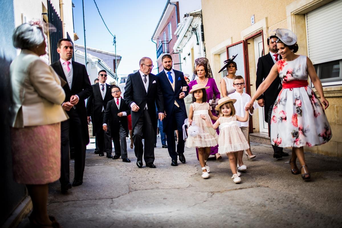 Fotografo de boda.Reportaje de boda en Fuentesauco. Cristina y Alberto 14