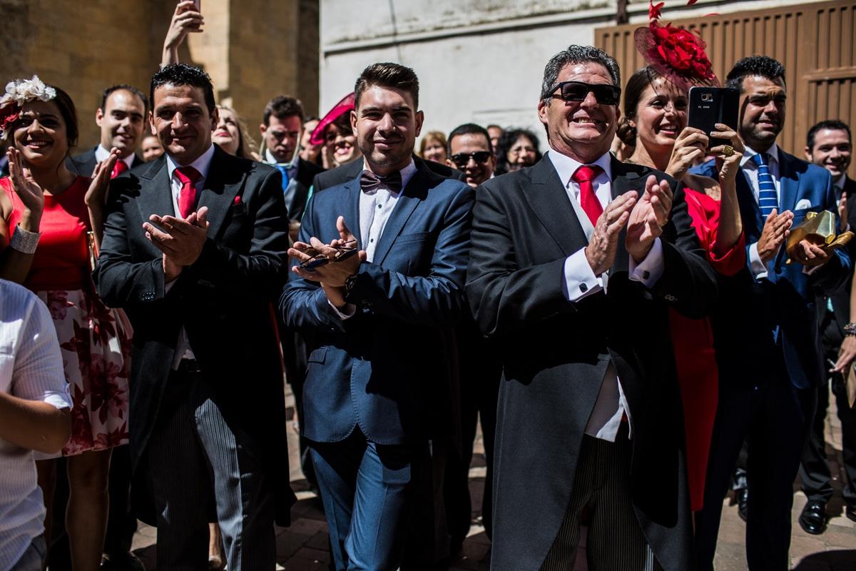 Fotografo de boda.Reportaje de boda en Fuentesauco. Cristina y Alberto 16