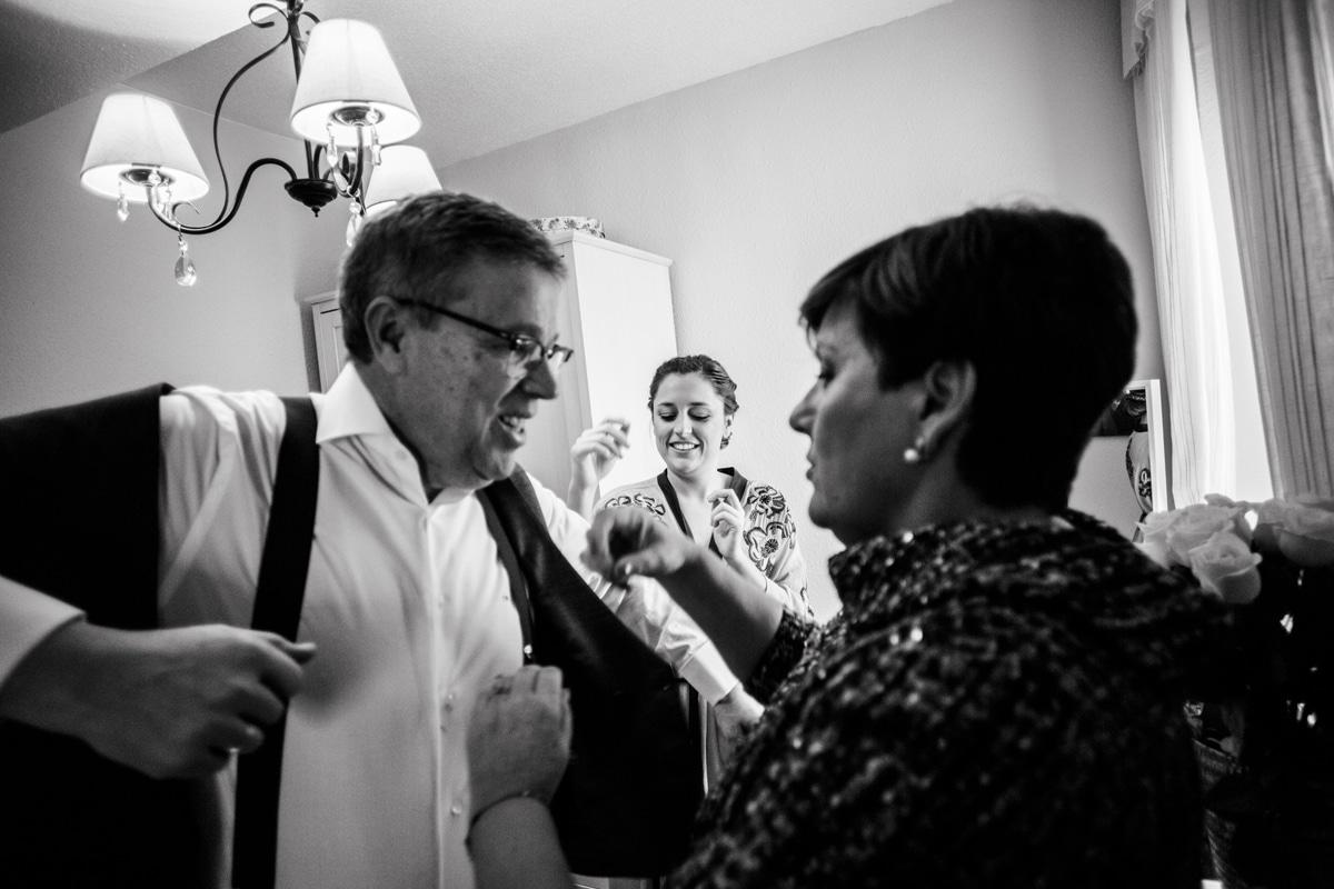 Reportaje de boda de Rafa y Maria en la iglesia de San Sebastián, Fotografo de bodas 16