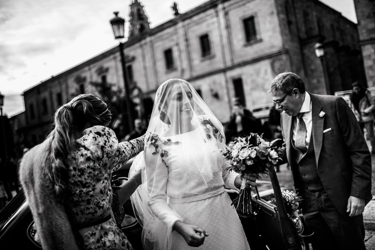 Reportaje de boda de Rafa y Maria en la iglesia de San Sebastián, Fotografo de bodas 26