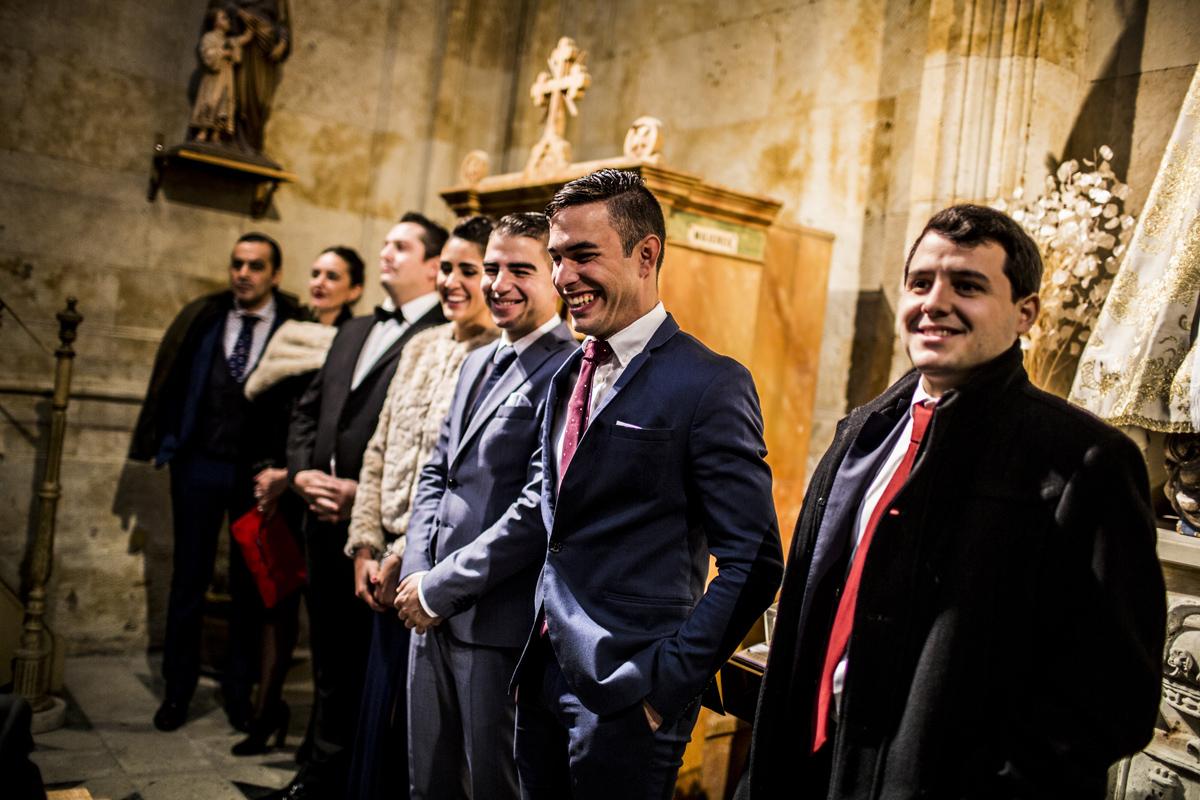 Reportaje de boda de Rafa y Maria en la iglesia de San Sebastián, Fotografo de bodas 30