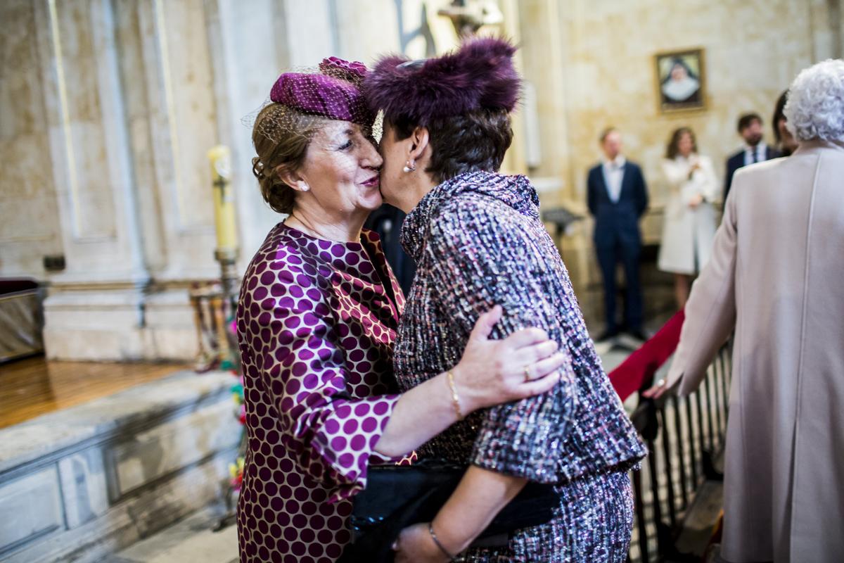 Reportaje de boda de Rafa y Maria en la iglesia de San Sebastián, Fotografo de bodas 37