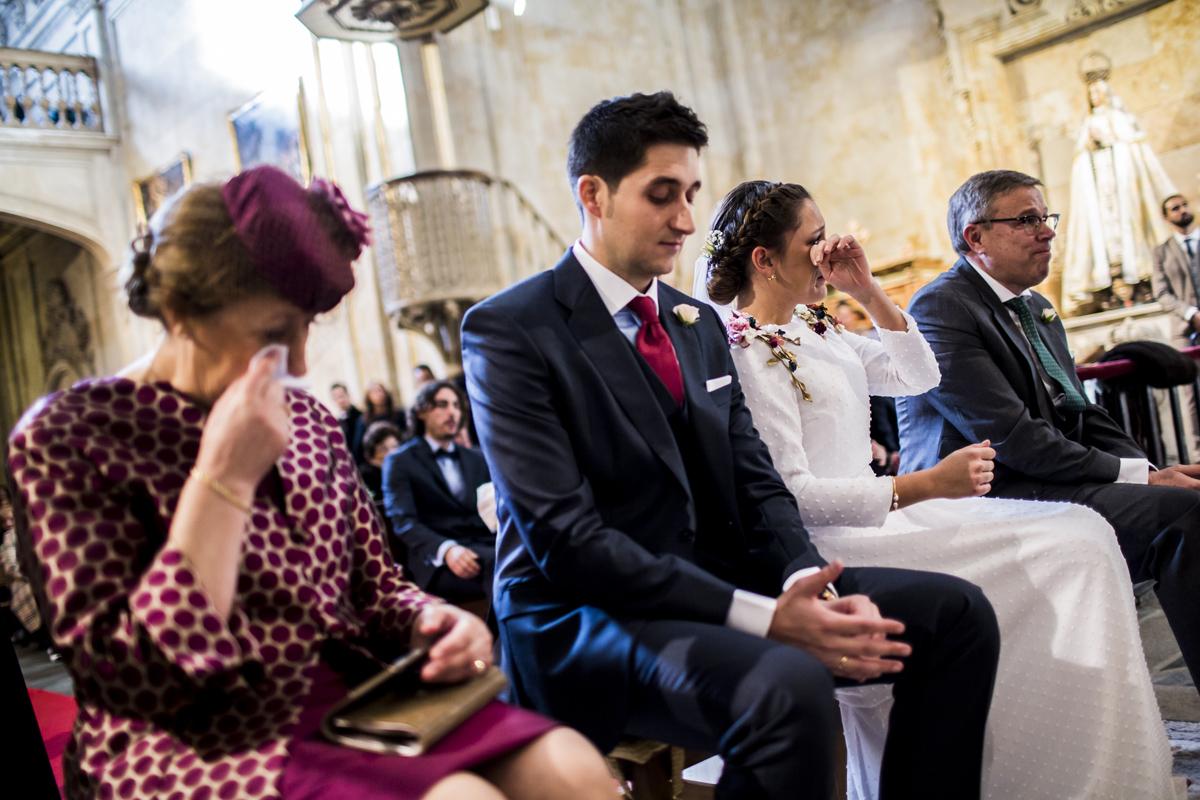 Reportaje de boda de Rafa y Maria en la iglesia de San Sebastián, Fotografo de bodas 38