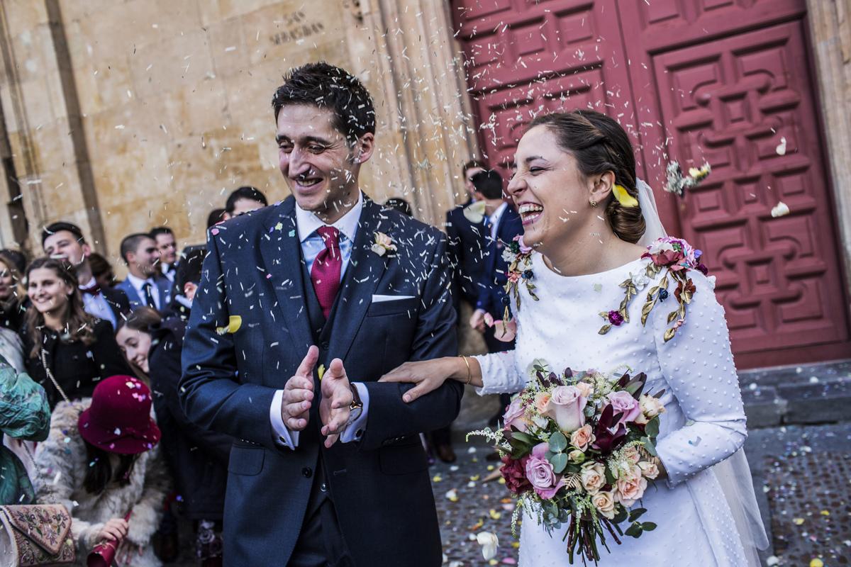 Reportaje de boda de Rafa y Maria en la iglesia de San Sebastián, Fotografo de bodas 41