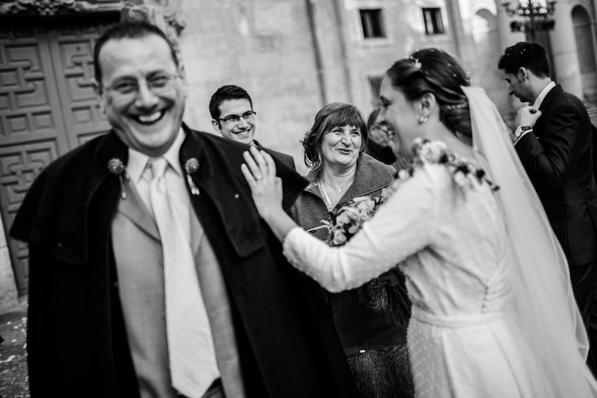 Reportaje de boda de Rafa y Maria en la iglesia de San Sebastián, Fotografo de bodas 44