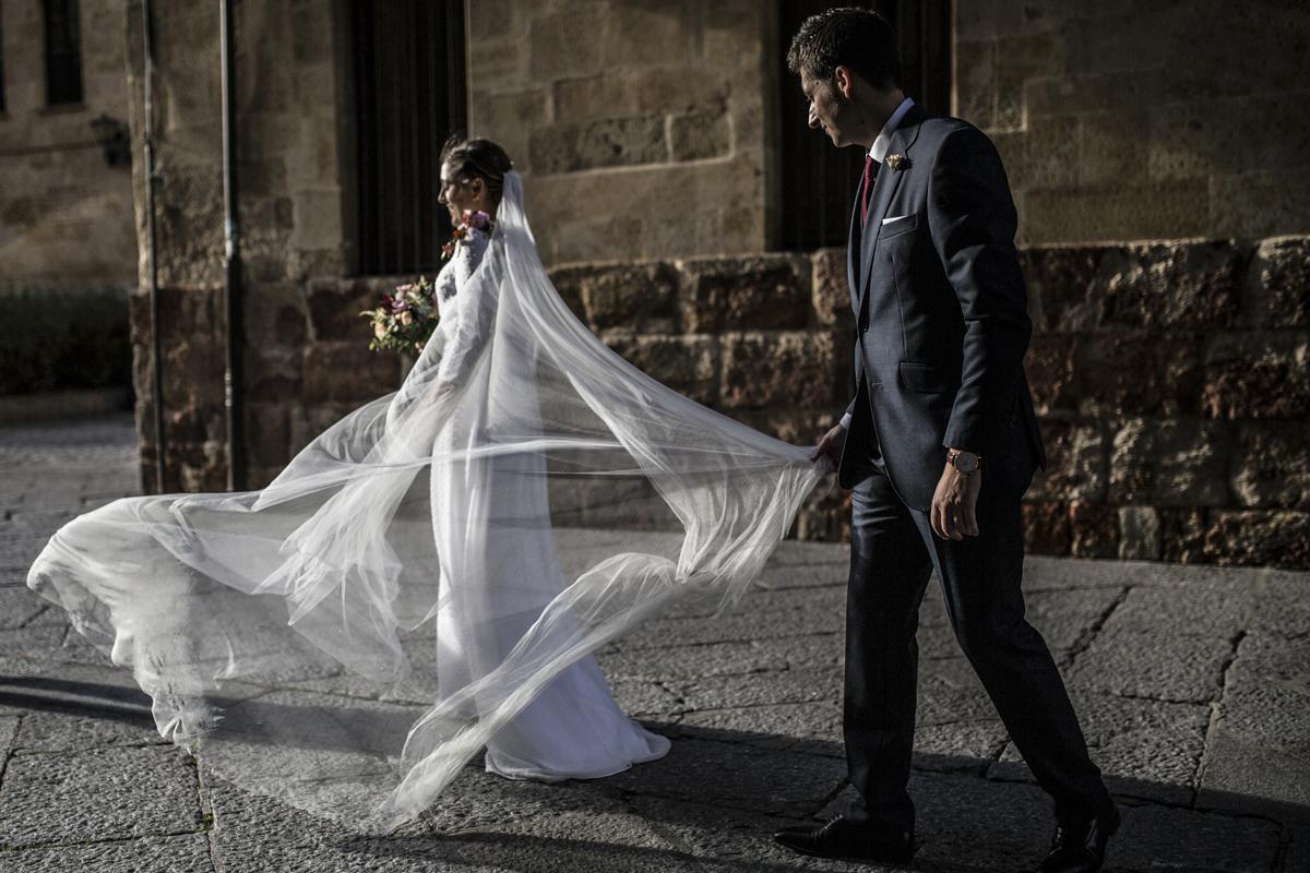 Reportaje de boda de Rafa y Maria en la iglesia de San Sebastián, Fotografo de bodas 45
