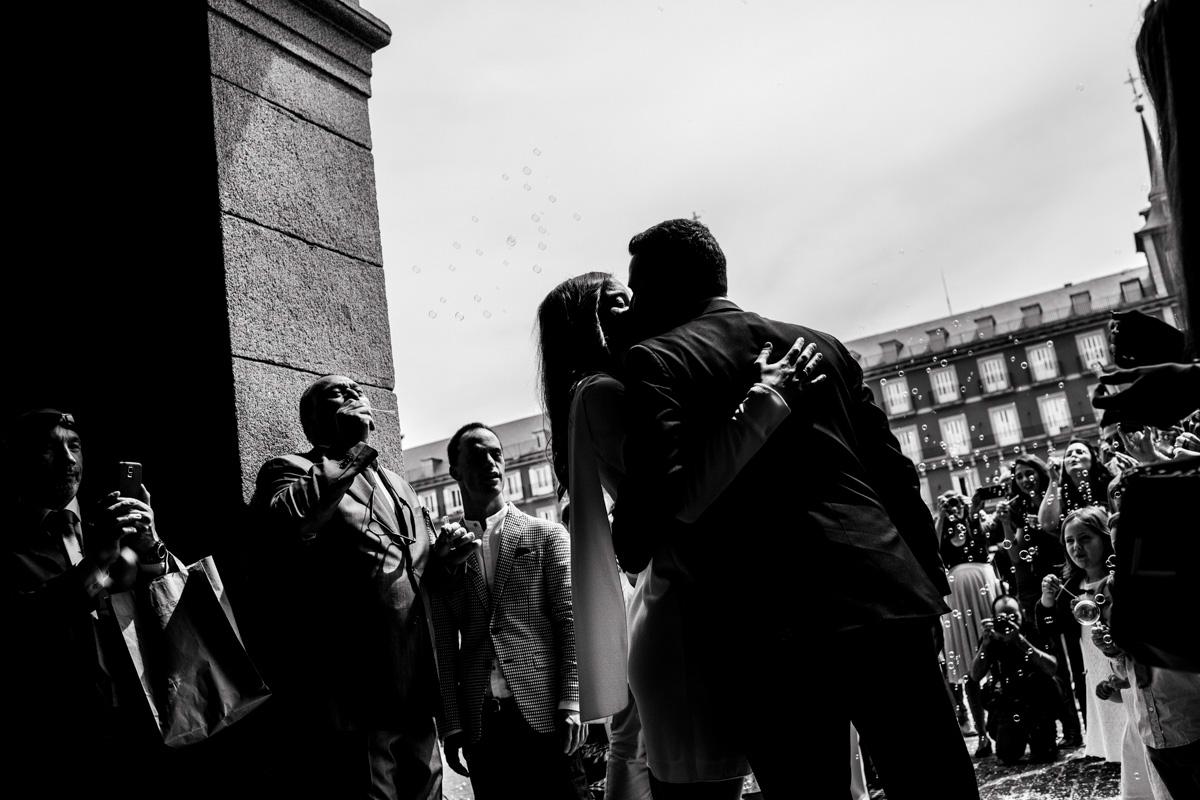 Reportaje de Bodas Blanco y Negro Fotografo Bodas_32