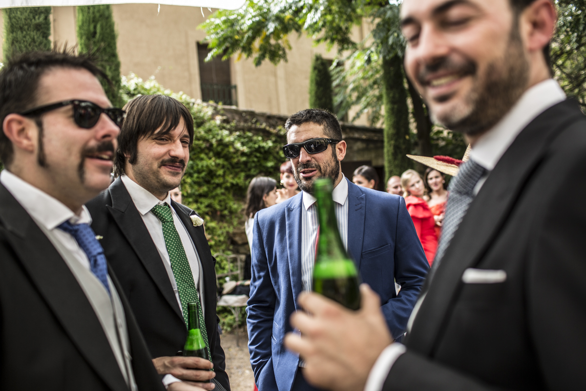 Reportaje de Boda Palacio de Montarco 41